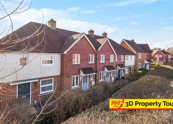Thumbnail 2 bed terraced house for sale in Gournay Road, Hailsham