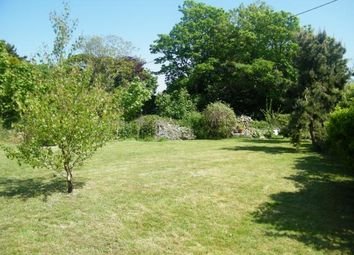 Thumbnail Land for sale in Vingoe's Lane, Madron, Cornwall