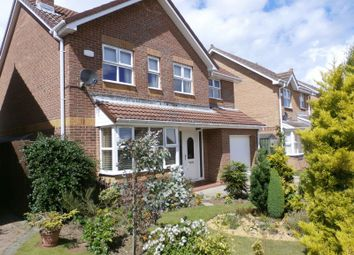 Thumbnail 4 bed detached house for sale in Williams Close, Amble, Morpeth
