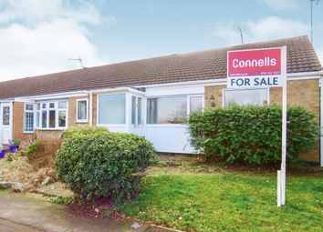 Thumbnail 1 bedroom semi-detached bungalow for sale in Walnut Way, Countesthorpe, Leicester