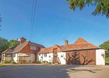 Thumbnail 6 bed detached house for sale in Newdigate Road, Rusper, Horsham