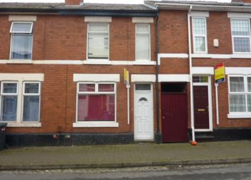 Thumbnail 4 bedroom terraced house to rent in Wolfa Street, Derby