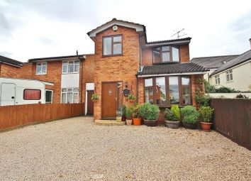 Thumbnail 3 bed detached house for sale in Beech Drive, Syston, Leicestershire