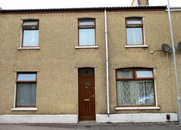 Thumbnail 4 bed terraced house for sale in Enfield Street, Port Talbot, Neath Port Talbot.