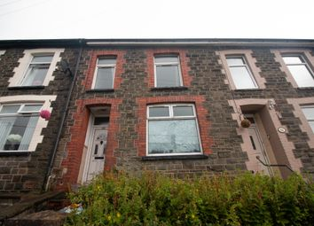 Thumbnail 3 bed terraced house for sale in Clarence Street, Mountain Ash