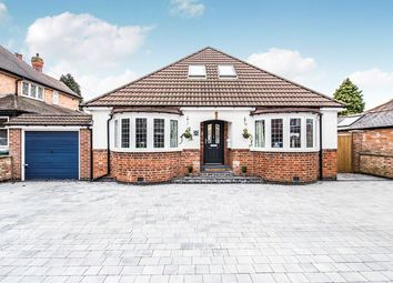 Thumbnail 4 bed detached house for sale in The Avenue, Blaby, Leicester