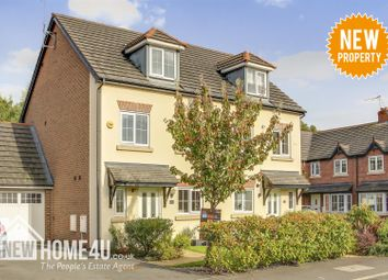 Thumbnail 4 bed semi-detached house for sale in Hardwick Drive, Gwersyllt, Wrexham