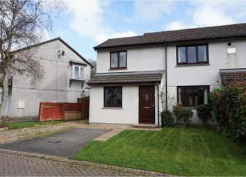 Thumbnail 3 bed semi-detached house for sale in Aberdeen Close, Par