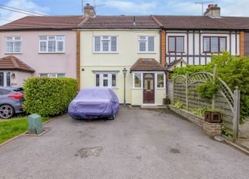 3 bed terraced house for sale in Bardfield Cottages, Blackmore Road, Doddinghurst CM15