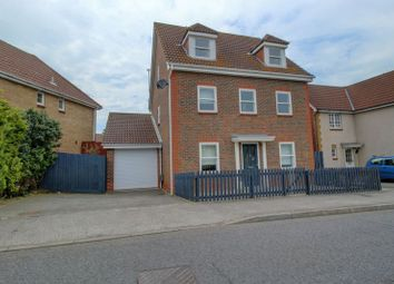 Thumbnail 5 bed detached house to rent in Deepdale, Carlton Colville, Lowestoft