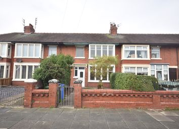 Thumbnail 3 bed terraced house to rent in Hatfield Avenue, Fleetwood, Lancashire