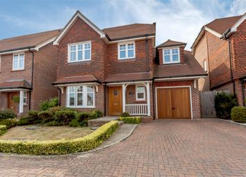 Thumbnail 4 bed detached house for sale in Farthings Walk Farthings Hill, Horsham, West Sussex