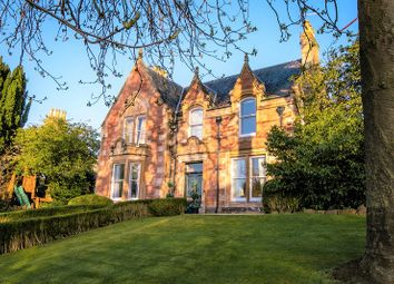 Thumbnail 6 bed detached house for sale in Viewmount House, 8 Canonbury Terrace, Fortrose