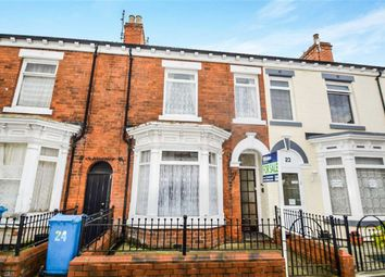 Thumbnail 4 bed terraced house for sale in Malm Street, Boulevard, Hull