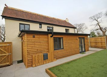 Thumbnail 3 bed detached house for sale in Everton Road, Hordle, Lymington