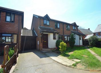 Thumbnail 3 bedroom semi-detached house for sale in Muriel Close, Papworth Everard, Cambridge