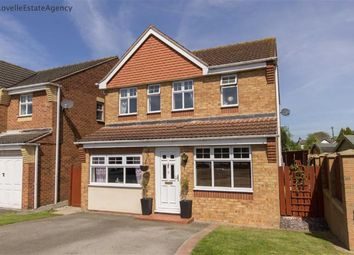 Thumbnail 3 bed property for sale in Walnut Way, Messingham, Scunthorpe