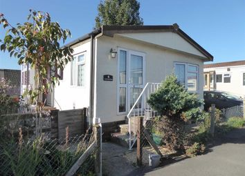 Thumbnail 2 bed mobile/park home for sale in Dursley Vale Park, Cam