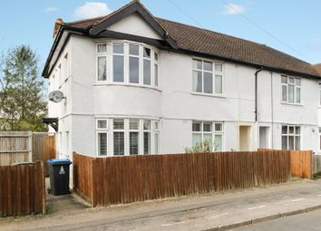Thumbnail 2 bedroom maisonette for sale in Thornhill Avenue, Tolworth, Surbiton