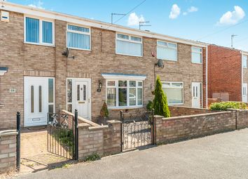 Thumbnail 3 bed terraced house for sale in Lagoon Drive, Sutton-On-Hull, Hull