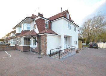Thumbnail 2 bed flat for sale in Riverview Road, Ewell, Epsom