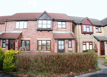 Thumbnail 3 bedroom end terrace house for sale in Coracle Close, Warsash, Southampton