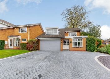 Thumbnail 4 bed detached house for sale in Rockingham Gardens, Sutton Coldfield