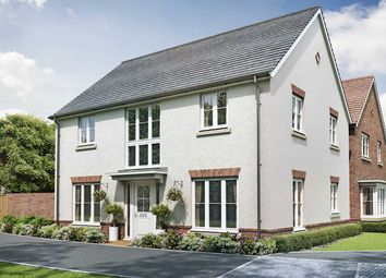 """Thumbnail 4 bedroom detached house for sale in """"The Fulford"""" at New Barn Lane, North Bersted, Bognor Regis"""