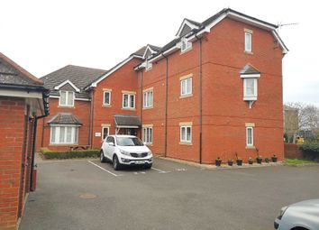 Thumbnail 2 bed flat for sale in Tennyson Gardens, Gosport