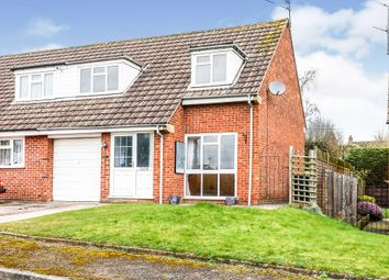 Thumbnail 3 bed semi-detached house for sale in Credenleigh, Cradley, Malvern