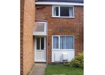 Thumbnail 2 bed terraced house to rent in Long Meadow, Houghton Regis, Dunstable