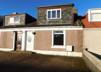 Thumbnail 2 bed terraced house for sale in Bonkle Road, Newmains, Wishaw
