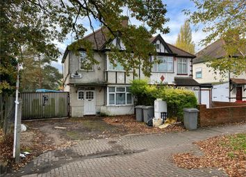 Thumbnail Semi-detached house for sale in Harrow Road, Wembley, Greater London, United Kingdom