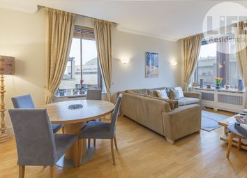 Thumbnail 2 bedroom flat to rent in The Whitehouse Apartments, 9 Belvedere Road, Southbank, Waterloo, London