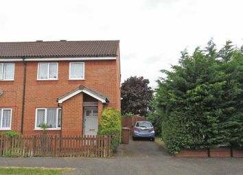 Thumbnail 2 bed semi-detached house for sale in Thirlmere, Wellingborough