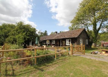 Thumbnail 3 bedroom detached bungalow to rent in North Gorley, Fordingbridge