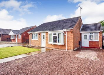 Thumbnail 4 bed detached bungalow for sale in Brinkhall Way, Welton