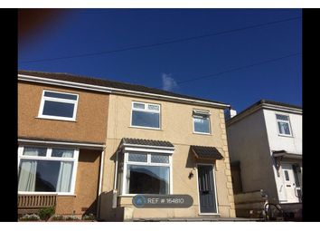 Thumbnail 3 bedroom semi-detached house to rent in Elmhurst Crescent, Swansea