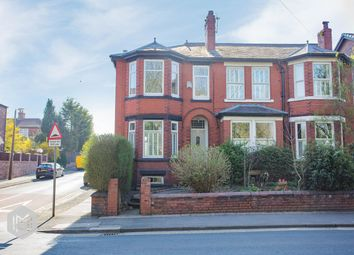 Thumbnail 4 bed end terrace house for sale in Folly Lane, Swinton, Manchester