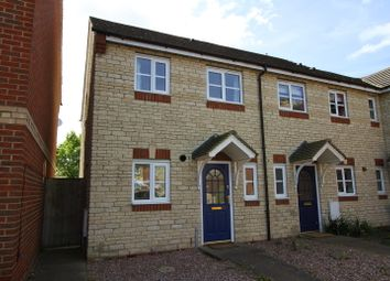 2 bed end of terrace to let in Vervain Close