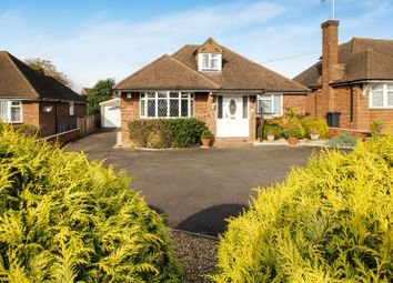 Thumbnail 3 bed detached bungalow for sale in Wycombe Road, Holmer Green, High Wycombe