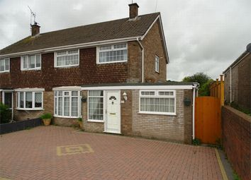 Thumbnail 3 bed semi-detached house for sale in 22 Brynheulog, Llanelli, Carmarthenshire