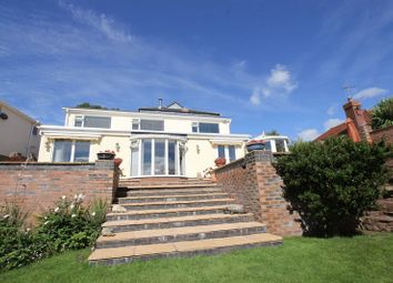 Thumbnail 4 bed detached house for sale in Pipers Lane, Lower Heswall, Wirral