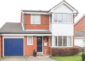 Thumbnail 4 bed detached house for sale in Medway Drive, Wellingborough