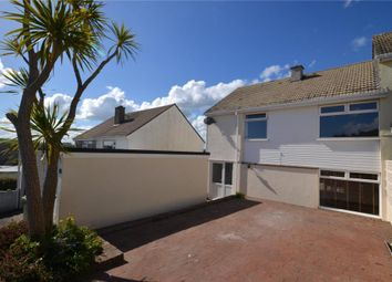 Thumbnail 3 bed terraced house to rent in Trenant Road, Looe, Cornwall
