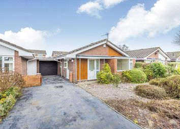 Thumbnail 2 bed bungalow for sale in Capesthorne Close, Holmes Chapel, Crewe