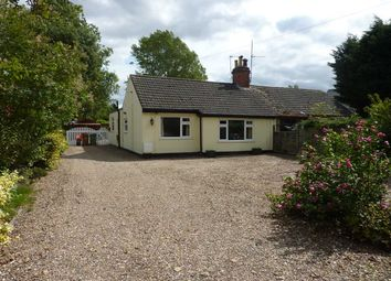 Thumbnail 3 bed semi-detached bungalow for sale in Springfield Waltham Road, Brigsley, Grimsby