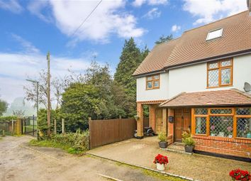 Thumbnail 4 bed semi-detached house for sale in Mint Lane, Lower Kingswood, Tadworth, Surrey