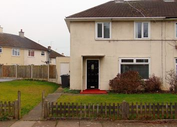 Thumbnail 2 bed semi-detached house to rent in Central Avenue, Longbridge, Northfield, Birmingham