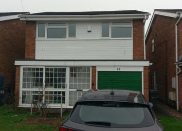 Thumbnail 3 bed detached house to rent in Woodend, Handsworth Wood